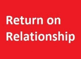 İlişkilerin Getirisi (Return On Relationship)